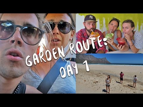 DRIVING THE GARDEN ROUTE | Africa Vlog 15