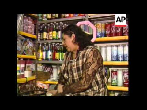 Traditional and esoteric remedies on offer at Mexico City witchcraft market