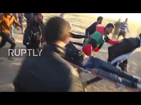 State of Palestine: At least 7 more wounded as Gaza rally enters third day