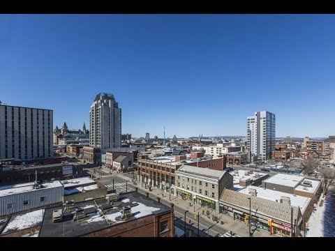 904-200 Rideau Street Downtown Ottawa Luxury Condo with Great Views 1238 sq ft