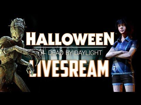 HAPPY HALLOWEEN! Dead By Daylight Halloween LIVESTREAM