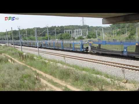 Trenuri coridorul 4 magistrala 800 part 2