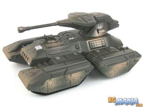Halo RC Scorpion tank (remote controlled)