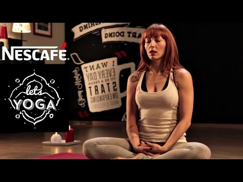 Yoga - Μάθημα 2 | NESCAFÉ Greece