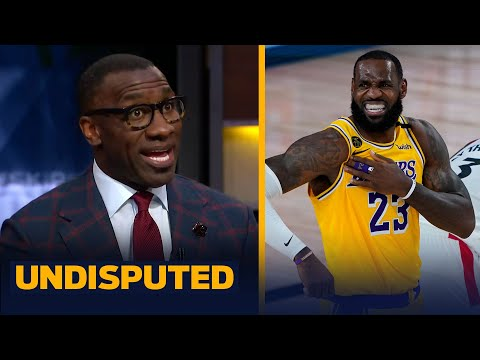 Skip & Shannon react to LeBron & the Lakers' loss to Toronto Raptors | NBA | UNDISPUTED