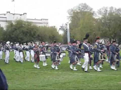 Citadel Parades