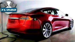 видео Tesla представила новую версию хэтчбека Model S P100D