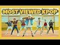 [TOP 10] KPOP Most Viewed Group Music Videos (Feb 2018)