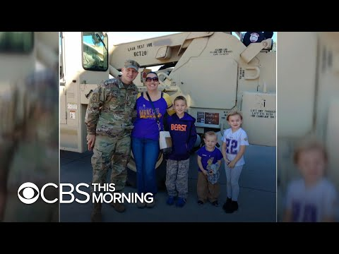Military Families React To New Troop Deployments