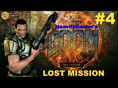 Doom 3 BFG Edition - Lost Mission (PC) Part 4:Find Dr. Richard Meyers/Find Plasma Inducer