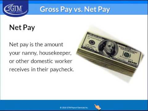 Nanny Tax Calculator - GTM Payroll Services