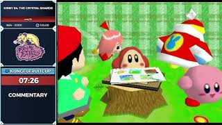 Kirby 64 by Kungfufruitcup in 1:08:56
