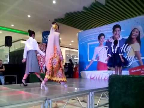 Pinoy Stylish Fashion Show SM City San Mateo Part 1