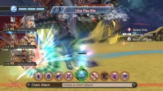 Xenoblade Chronicles - Level 120 Optional Boss - Avalanche Abaasy [1080p HD]