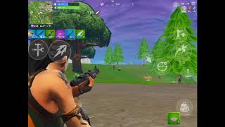 Fotnite Mobile 24 Kill Gameplay