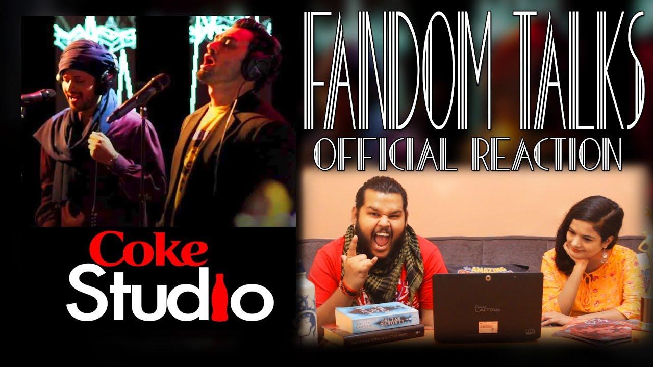 Fandom Talks: Indians React To Pakistani Coke Studio Song Charkha Nolakha, Atif Aslam and Qayaas