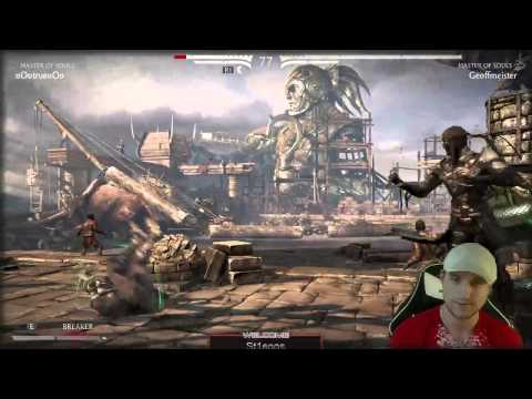 MKX - KOTH HIGHLIGHT - Ermac vs Ermac - G THE FOOK G!