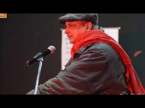 Piyush Mishra | Aarambh Hai Prachand (Live At Hindu College)
