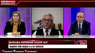 Özel Yayın - 11 Ocak 2021 - Seda Akyüz - Prof. Dr. Süleyman Pampal -  Doç. Dr. Bülent Özmen