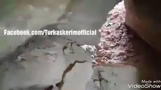 pkk,lı teröristler Saklandıkları Mağarada İmha Edildi İşte O Görüntüler