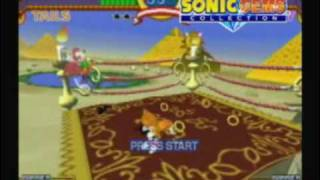Sonic Gems Collection Intro (GC)