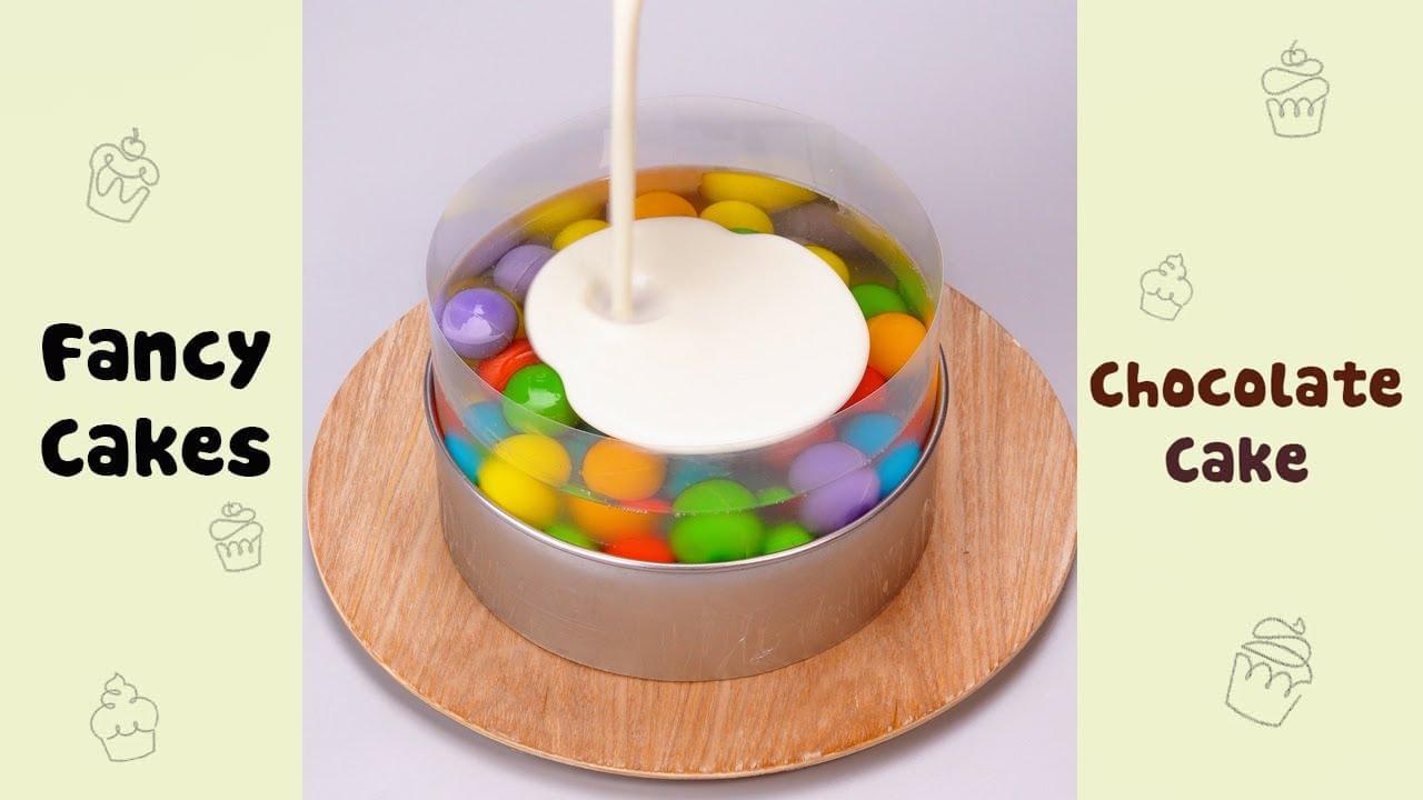 Colorful Jelly Idea #shorts#yumupcakes