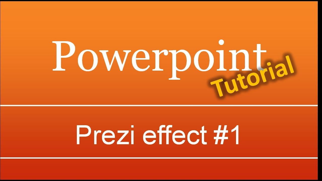 Coolmathgamesus  Winning Prezi Effect In Powerpoint   Youtube With Fair Prezi Effect In Powerpoint  With Lovely X Bar Symbol In Powerpoint Also Powerpoint Embed Sound In Addition Powerpoint Insert Animated Gif And Business Strategy Template Powerpoint As Well As Presenter View Powerpoint  Additionally Powerpoint Presentation Backgrounds Free From Youtubecom With Coolmathgamesus  Fair Prezi Effect In Powerpoint   Youtube With Lovely Prezi Effect In Powerpoint  And Winning X Bar Symbol In Powerpoint Also Powerpoint Embed Sound In Addition Powerpoint Insert Animated Gif From Youtubecom