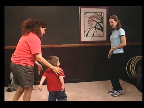 """Educating New Mexico: WIC- """"How to be Physically Active With your Child"""""""