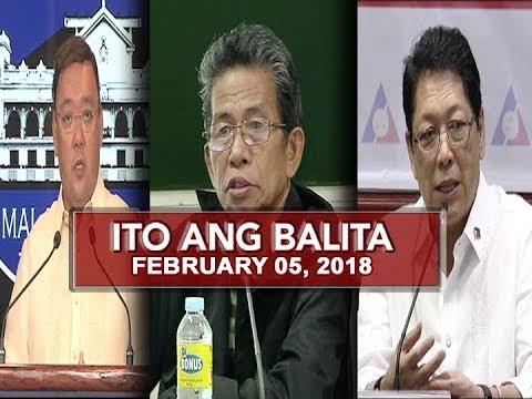 UNTV: Ito Ang Balita (February 05, 2018)