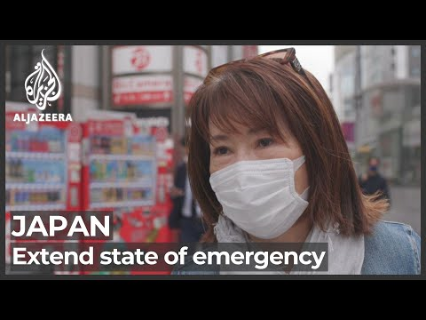 COVID restrictions to be extended in several Japanese cities