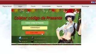 Código de Brinde especial de Natal - Blood Strike