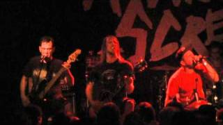 A WILHELM SCREAM - THE KING IS DEAD - LIVE - 2011 - (High Quality)