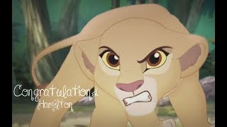 The lion guard--Congratulations {Hamilton)