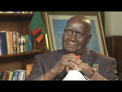 Faces Of Africa - Kenneth Kaunda: The Man with a Big Heart