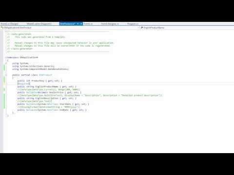 DevExpress WinForms Grid: Entity Framework Data - YouTube