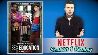 Sex Education Netflix Review