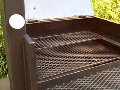 Unique Design Barbecue Smoker- BBQ Pit - Gas Grill - Charcoal Grill Combo Houston TX 832-289-7080