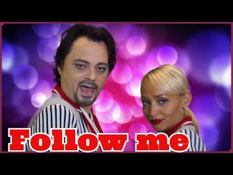 D.White - Follow me (NEW ITALO DISCO)