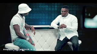 Harmonize Live Interview In Ghana (TV AFRICA)