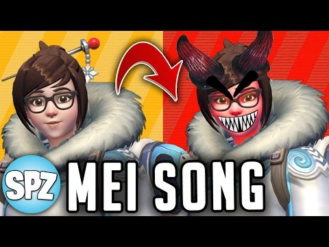 OVERWATCH MEI SONG