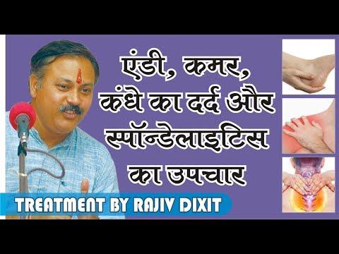 Rajiv Dixit- एंडी दर्द, कमर दर्द और