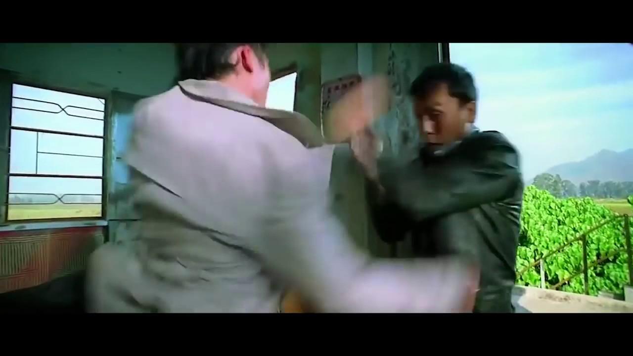 Donnie yen vs Collin chou - YouTube