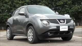 2013 Nissan Juke 1.6自然進氣版試駕