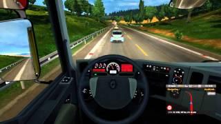 Euro Truck Simulator 2 - PC - Africa to Uk #4