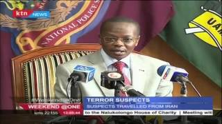 Police arrest Iranian-trained suspects allegedly planning attack in Kenya