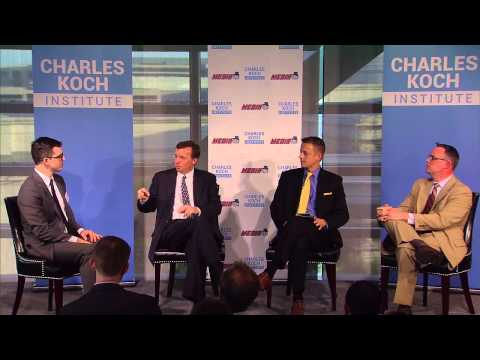 Panel: Mike Nelson, Tom Cochran, and Adam Thierer