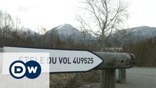 إحياء ذكرى تحطم طائرة جيرمان وينغز في فرنسا | الأخبار