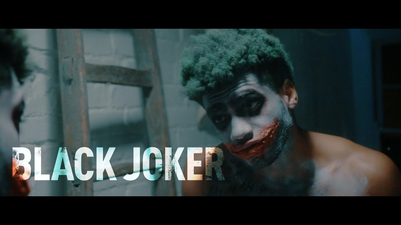 Black joker trailer