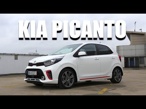 KIA Picanto GT-Line (ENG) - Test Drive And Review