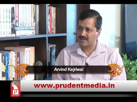 Prudent Media Headon with Arvind Kejriwal │08 january  2017